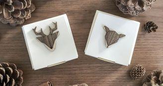 Kleine lustige Geschenke aus Holz