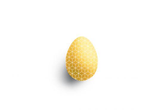 BeWooden Easter Egg