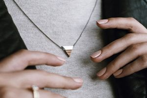 Rea Necklace Triangle