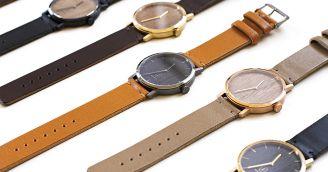 Es ist Zeit: Die BeWooden Uhren