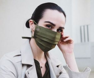 Khaki Mask