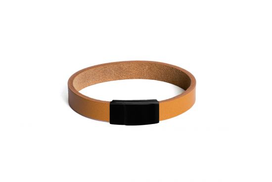 BeWooden - Cognac Leather thin