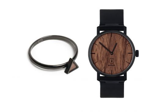 BeWooden - ring+watches