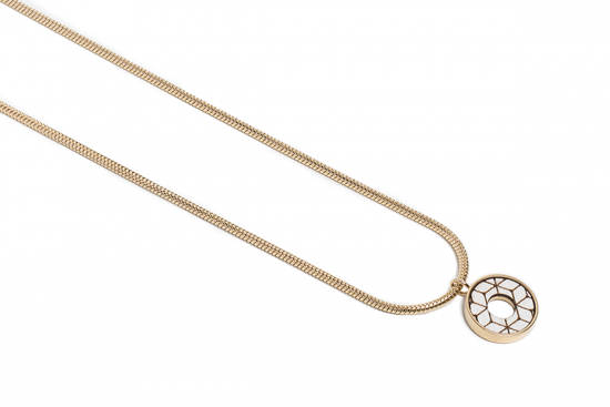 Virie  Necklace Circle