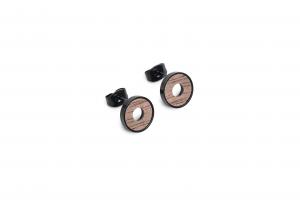 Apis Nox Earrings Circle