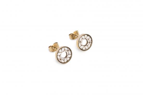 Virie Earrings Circle