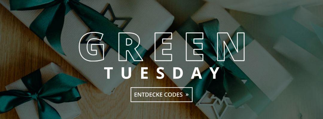 BeWooden - Green Tuesday