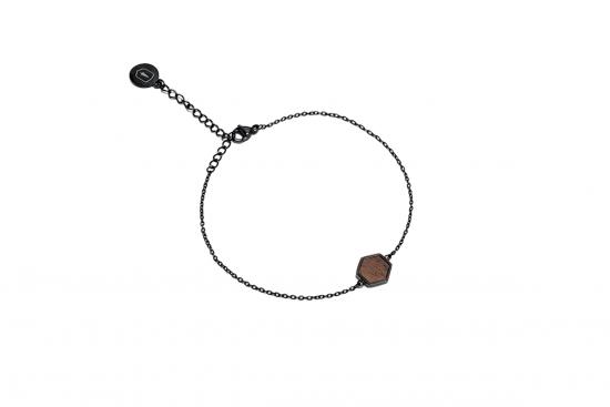 Apis Nox Hexagon Bracelet