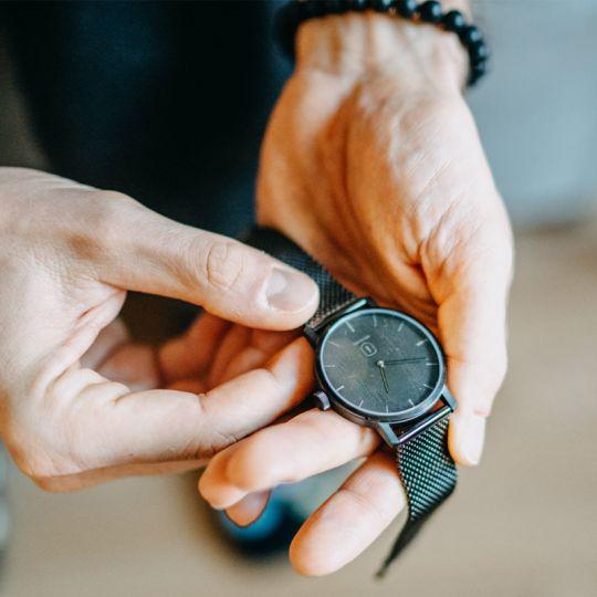 BeWooden - Unsere Uhren