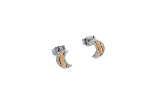 Lini Earrings Halfmoon