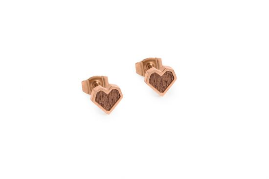 Rea Earrings Heart