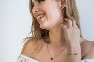 Rea Earrings Heart
