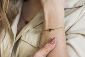 Aurum Necklace Heart