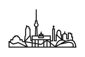Berlin Siluette