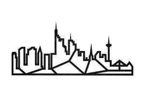Frankfurt Siluette