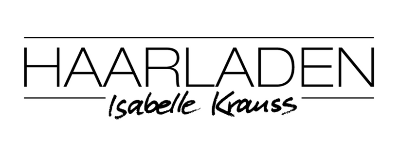 Logo Haarladen Isabelle Krauss